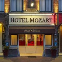 Mozart Hotel Hotel Front - Evening/Night