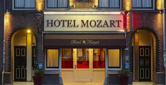 Hotel Mozart - Amsterdam - Bangunan