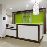 Hilton Garden Inn Roanoke Front Desk