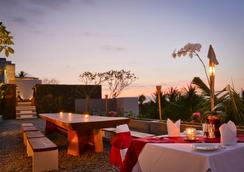 Svarga Resort Lombok - Senggigi - Restoran