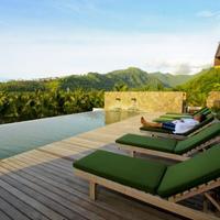 Svarga Resort Lombok Sundeck