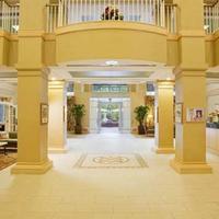 Hilton Grand Vacations at the Flamingo Lobby