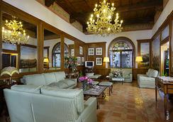 Hotel Pantheon - Roma - Lobi