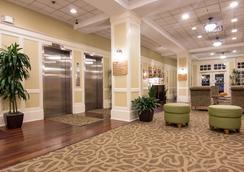 Cavalier Inn At The University of Virginia - Charlottesville - Lobi