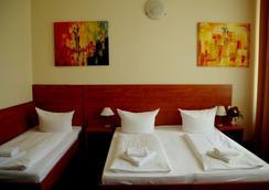 City Hotel am Kurfürstendamm - Berlin - Kamar Tidur