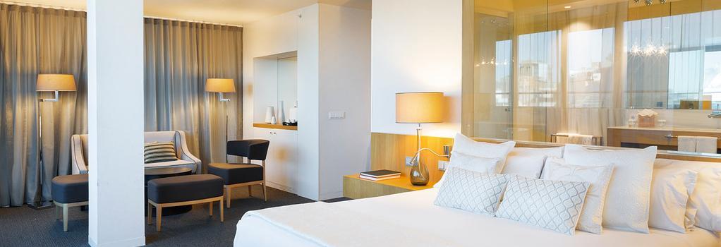 Royal Passeig de Gracia - Barcelona - Bedroom