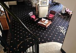 Hotel de France - Bergerac - Lobi