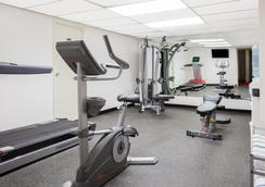 Super 8 Lethbridge - Lethbridge - Gym
