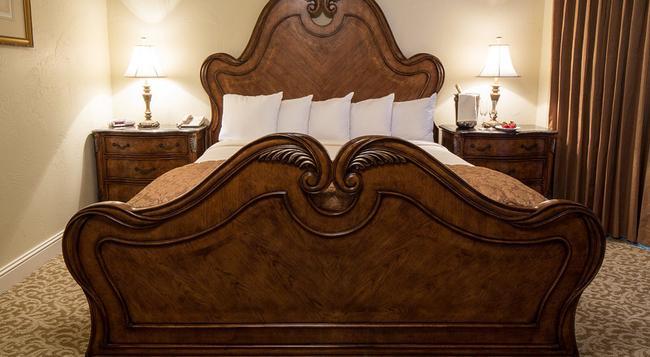 The Horton Grand Hotel - San Diego - Bedroom
