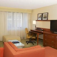 Courtyard by Marriott San Francisco Downtown Guest room
