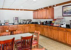 Hawthorn Suites by Wyndham Charleston - Charleston - Restoran