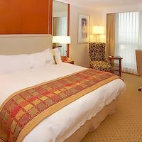 San Diego Marriott Gaslamp Quarter Guest room