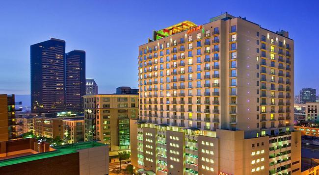 San Diego Marriott Gaslamp Quarter - San Diego - Building