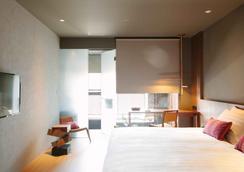 Home Hotel Da An - Kota Taipei - Kamar Tidur