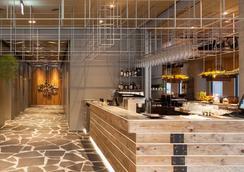 Home Hotel Da An - Kota Taipei - Restoran
