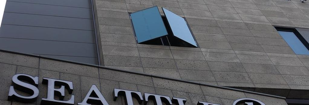 Seattle B Hotel - Busan - Building