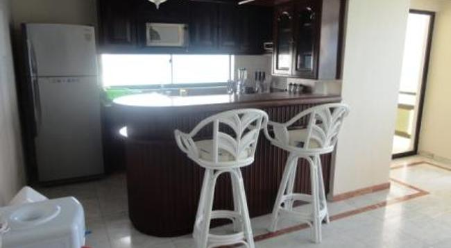 Asesores Travel Apartament - San Andrés - Kitchen