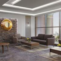 DoubleTree by Hilton Hotel Riyadh - Al Muroj Business Gate Living Area