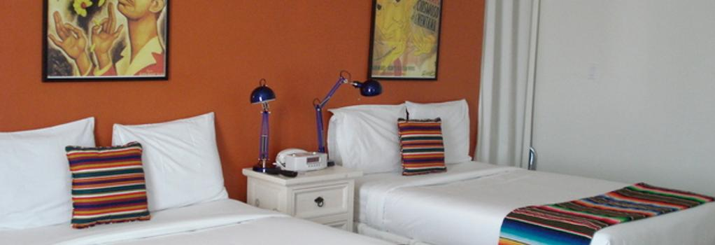 Agave Inn - Santa Barbara - Bedroom