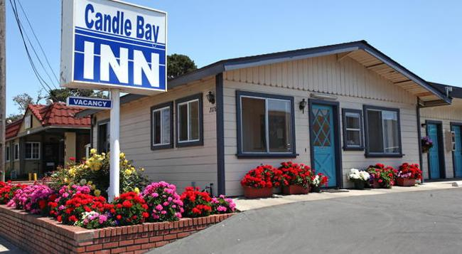 Candle Bay Inn - Monterey - Building