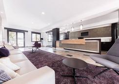 Compostela Suites Apartments - Madrid - Lobi