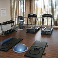 Holiday Inn Express & Suites Buffalo Downtown Health club