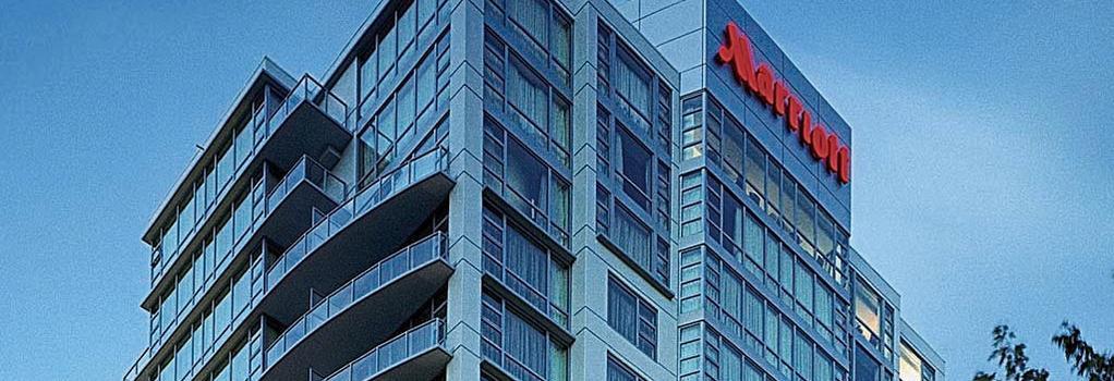 Victoria Marriott Inner Harbour - Victoria - Building