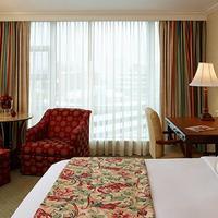 Victoria Marriott Inner Harbour Guest room