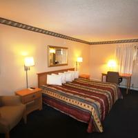 A Western Rose Motel Guestroom View