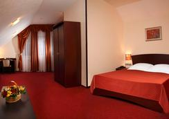 Elegant Hotel - Moskwa - Kamar Tidur