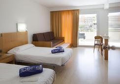 Hotel Ibersol Son Caliu Mar & Beach Club - Palma Nova - Kamar Tidur