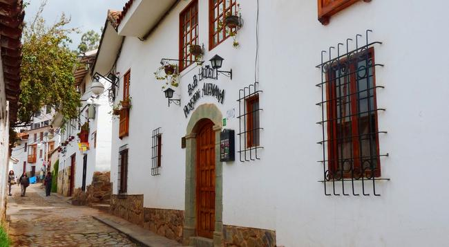 B&B-Hotel Pension Alemana - Cusco - Building