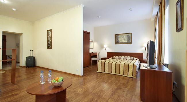Palantin Hotel - Saint Petersburg - Bedroom