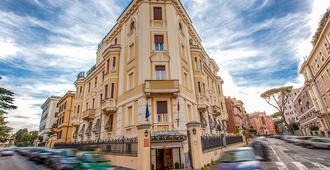 Hotel Villa Torlonia - Roma - Bangunan