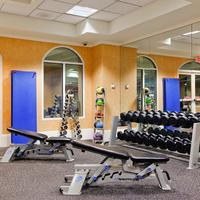 The Orleans Hotel & Casino Gym