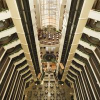Embassy Suites by Hilton Convention Center Las Vegas All hotel suites surround our gorgeous hotel atrium.
