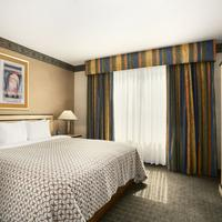 Embassy Suites by Hilton Convention Center Las Vegas Our luxurious king bed is perfect for you to stretch out on.