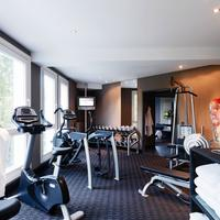 Boston Hotel Hamburg Fitness Facility