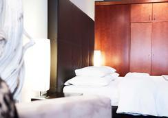Boston Hotel Hamburg - Hamburg - Kamar Tidur