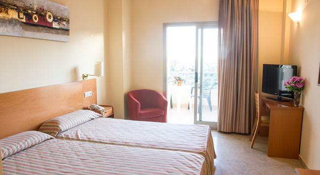 Hotel Toboso Almunecar - Almuñecar - Bedroom