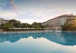 Ela Quality Resort Hotel Antalya - Belek - Pemandangan luar