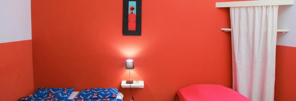 Hotel du Phare Les Mamelles - Dakar - Bedroom