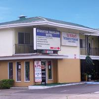 Stockton Travelers Motel Exterior