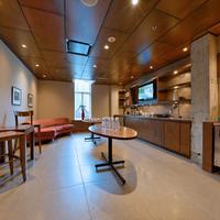 Le Saint-Pierre, Auberge Distinctive Hotel Lounge