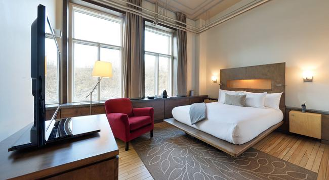 Hotel 71 - Québec City - Bedroom
