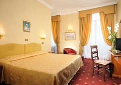 Hotel Bled - Roma - Kamar Tidur