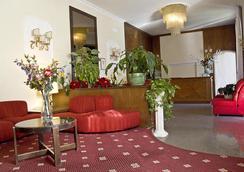 Hotel Bled - Roma - Lobi