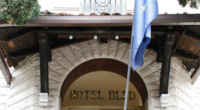 Hotel Bled - Rome - Building