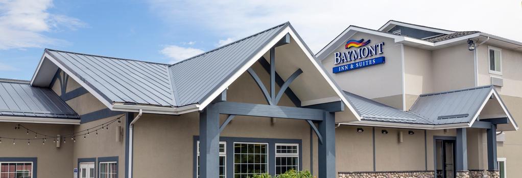 Baymont Inn & Suites Spokane Valley - Spokane - Building