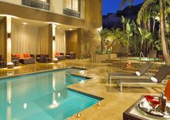 Courtyard by Marriott San Diego Mission Valley Hotel Circle - San Diego - Kolam